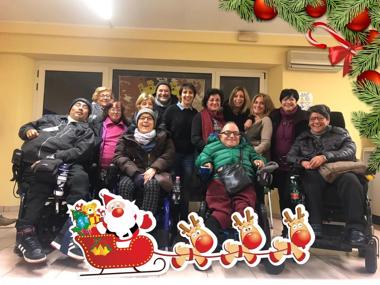 Buone feste da AIDA-ruote in movimento e dalla Consulta per disabilità di Grottammare